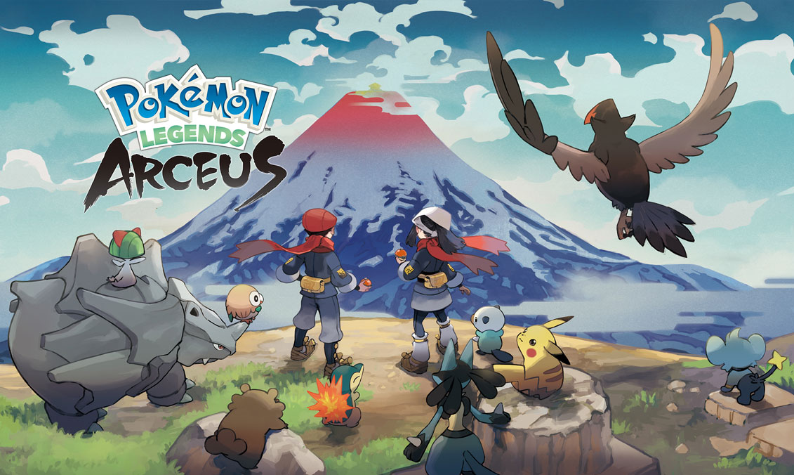 Nintendo gives release dates for Pokémon Legends, Diamond & Pearl remakes