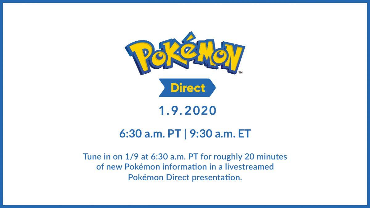 Nintendo hosting Pokemon Direct this week
