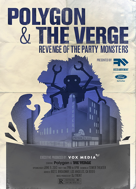 Polygon The Verge E3 Party