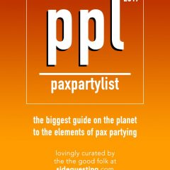 The Big 2017 PAX West Party List – Parties, events, concerts and more!
