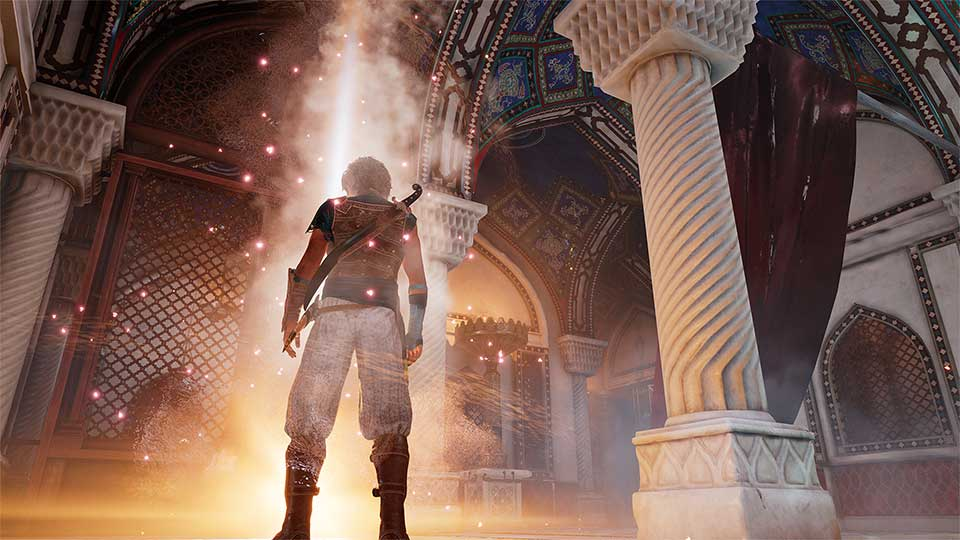 Ubisoft reveals Prince of Persia: The Sands of Time Remake