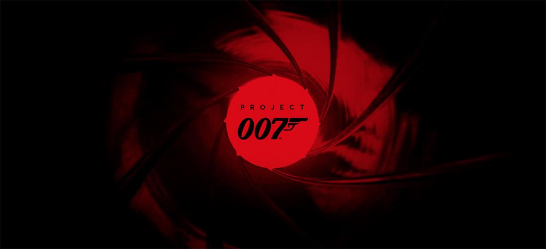 IO Interactive reveals James Bond video game
