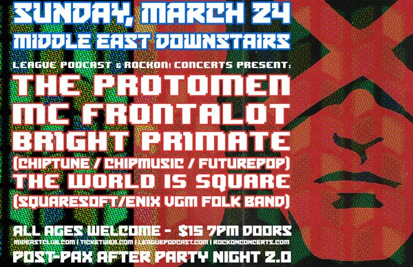 Protomen PAX East 2013