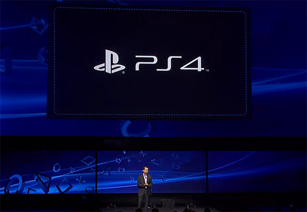 Playstation 4 announced