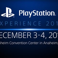 PlayStation Experience returns on December 3 & 4 in Anaheim