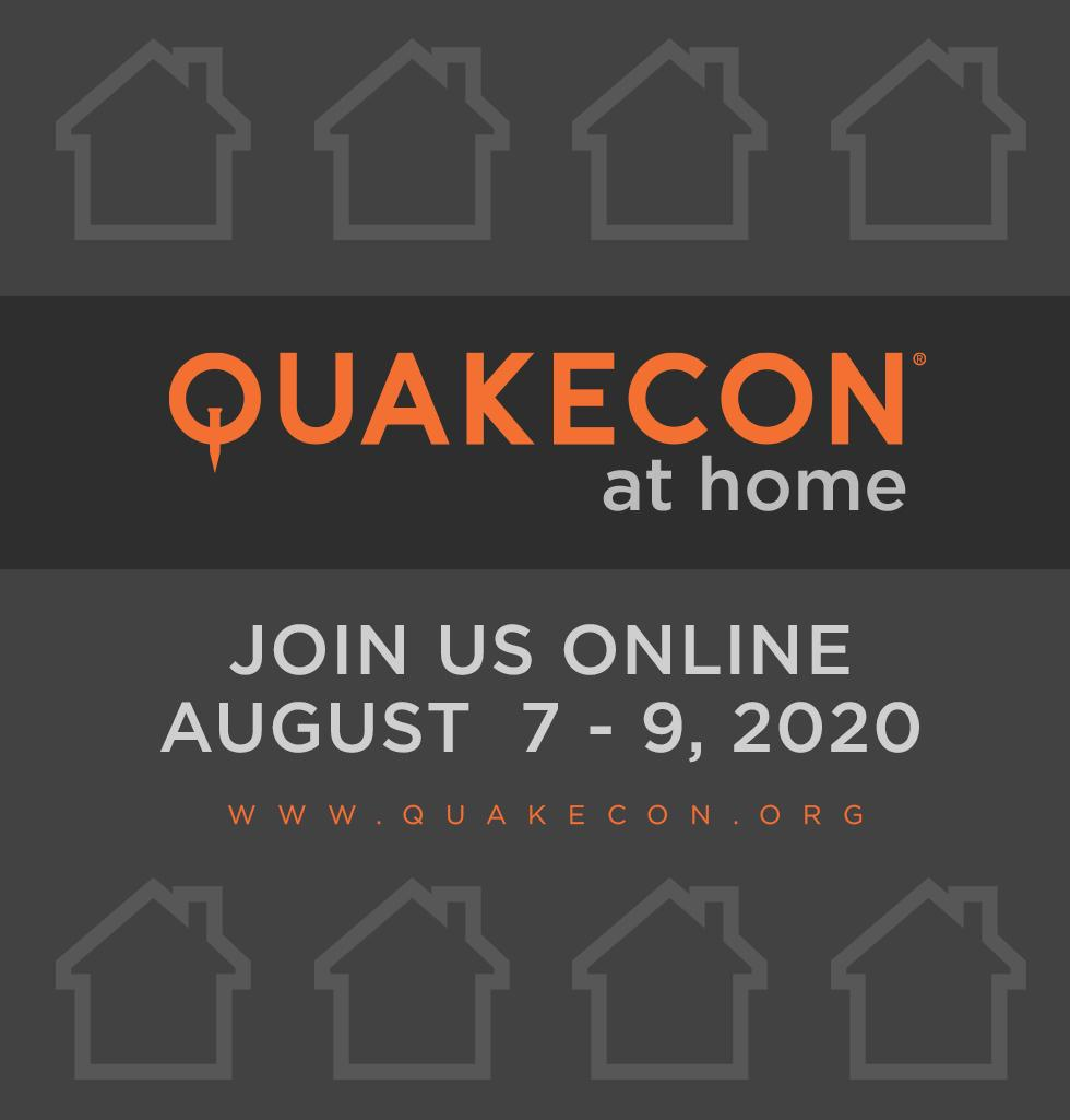 QuakeCon goes online in August