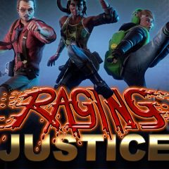 [Preview] Raging Justice is Super NEStalgia
