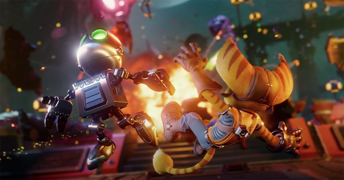 Ratchet & Clank: Rift Apart debuts stunning gameplay demo at Gamescom