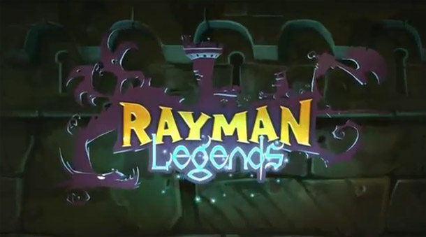 Rayman Legends WiiU trailer