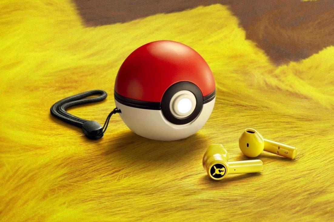 Razer reveals Pikachu inspired wireless earbuds