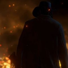 The Red Dead Redemption 2 trailer brings incredible Western visuals