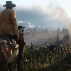 Red Dead Redemption 2's second trailer shows outlaws, release dates