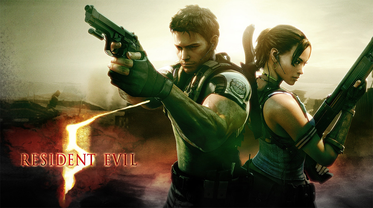 E3: Resident Evil 5 & 6 coming to Switch
