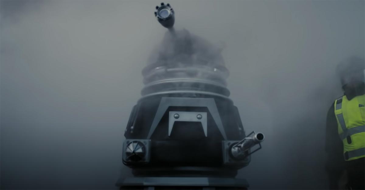Doctor Who returns in Revolution of the Daleks (Trailer)