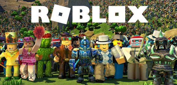 Kid In Play: Roblox