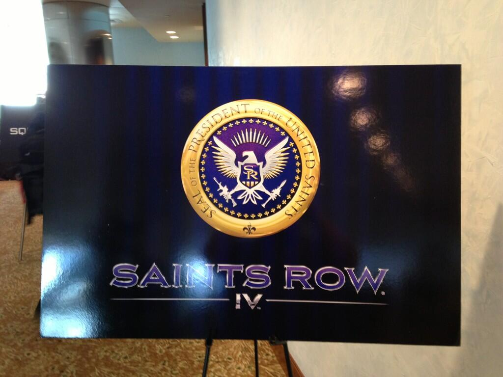Saints Row 4 PAX East 2013