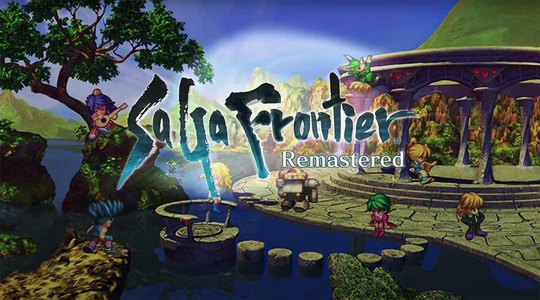 Square Enix remastering RPG classic SaGa Frontier