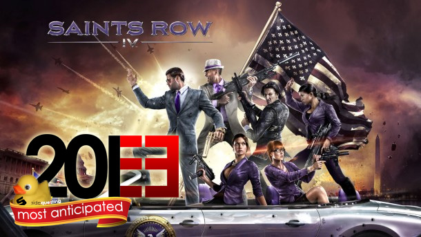 Saints Row IV E3