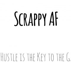 Scrappy AF: The Hustle is the Key to the Game PAX East 2019 panel