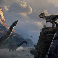 Robinson: The Journey review: Welcome to Dinosaur Planet