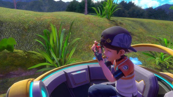 Pokemon Snap trainer
