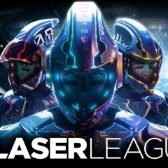 E3 Hands-on: Laser League will be a competitive obsession