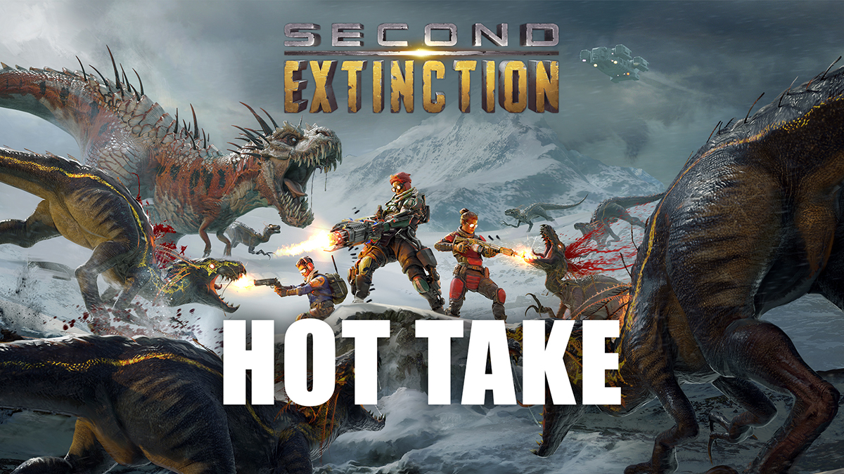 HOT TAKE: Second Extinction (Early Access)