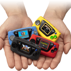 SEGA reveals Game Gear Micro
