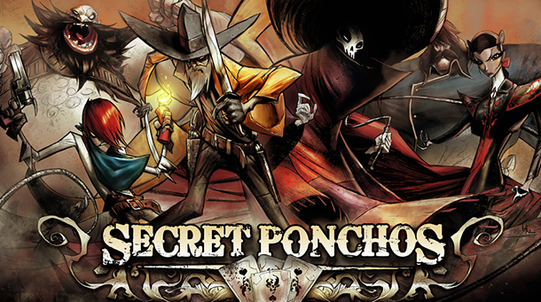 Secret Ponchos E3 screen
