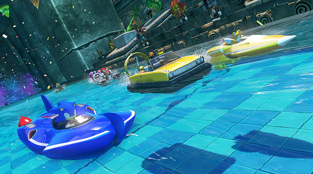 PAX Prime: Sonic & SEGA All-Stars Racing Transformed