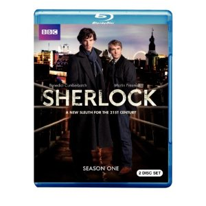 Sherlock: Season One (Blu-ray)
