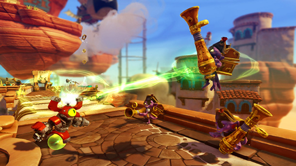 Skylanders Swap Force E3 Screen Shot