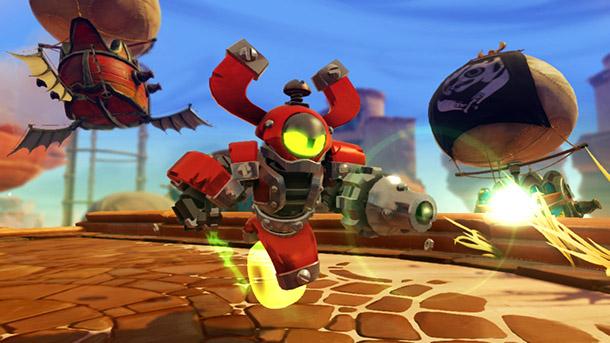 Skylanders Swap Force E3 Screen Shot
