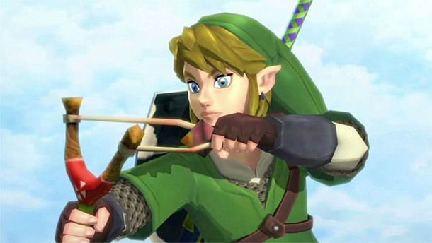 Link Skyward Sword Screenshots