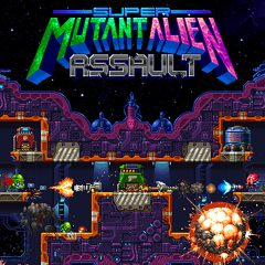 [PAX East 2016] Super Mutant Alien Assault preview: Dub step and robot pep
