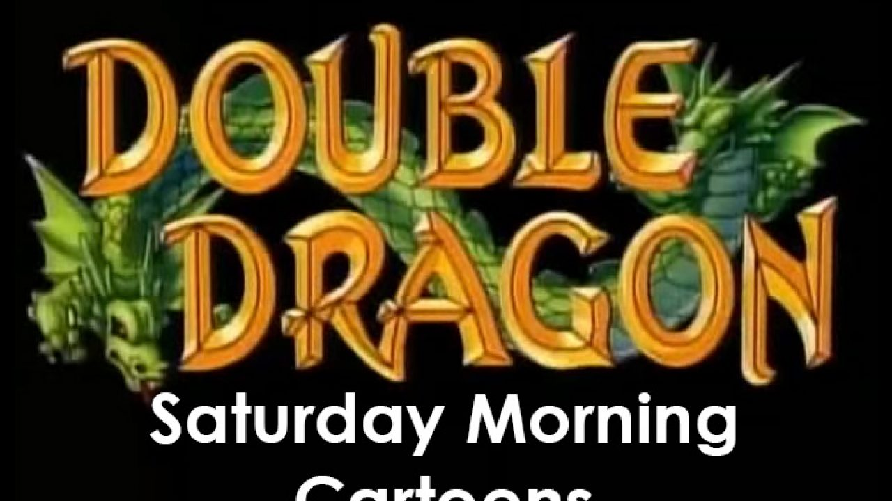 Saturday Morning Cartoons Double Dragon Sidequesting