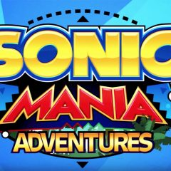 Saturday Morning Cartoons: Sonic Mania Adventures (2018)