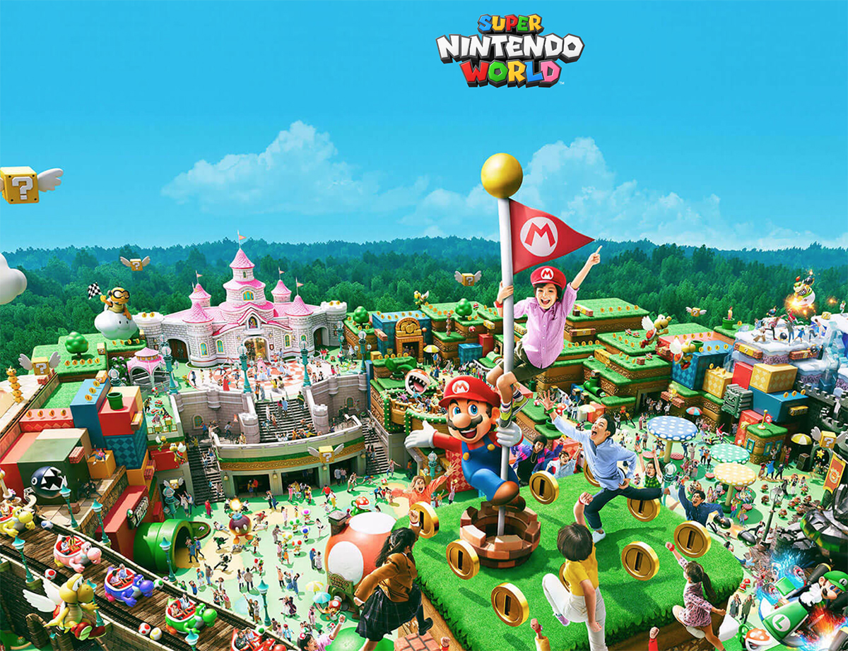 Universal Studios delays opening of Super Nintendo World due to COVID spike
