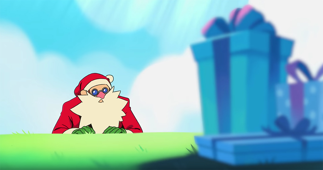 Merry Christmas: Here's a Sonic the Hedgehog holiday short