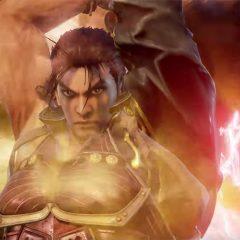 Soul Calibur VI revealed, coming 2018