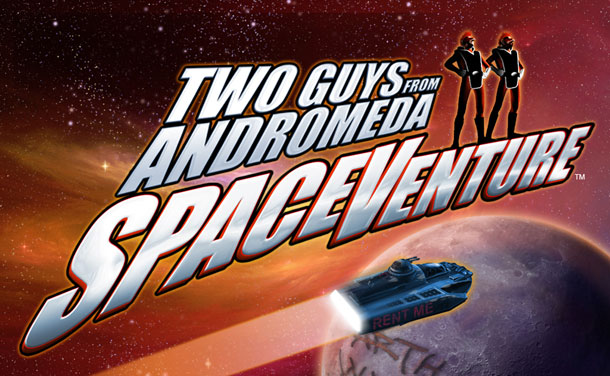 Two Guys SpaceVenture - by the creators of Space Quest