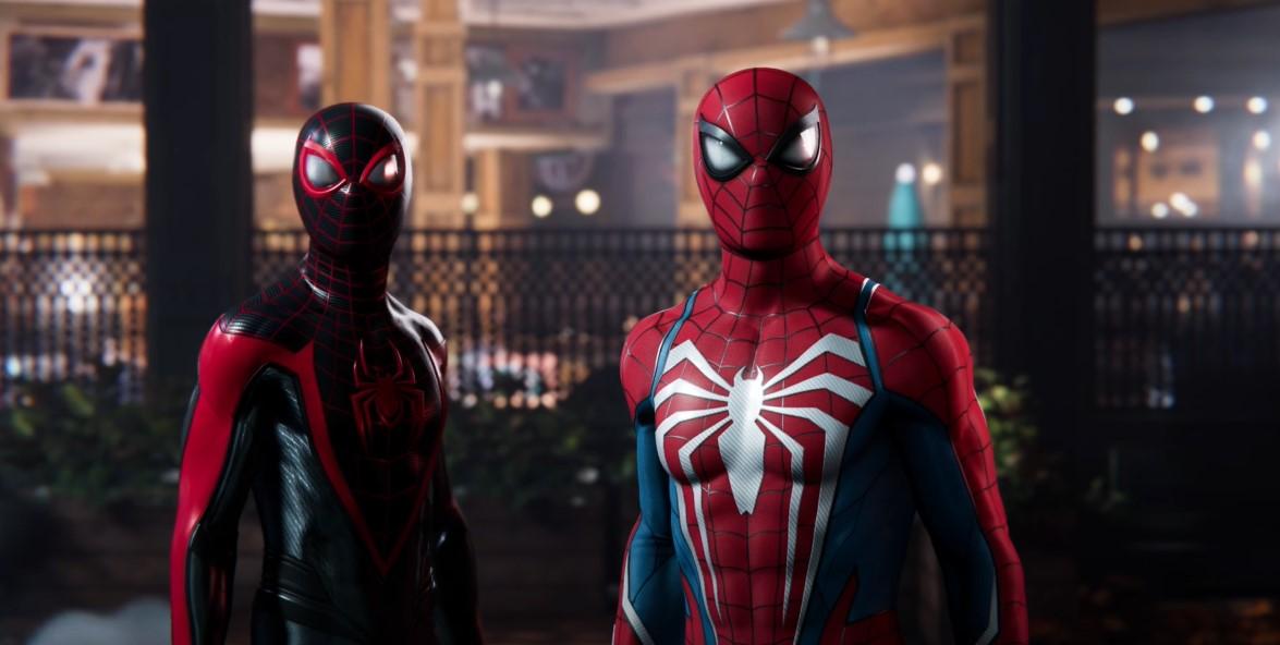 Insomniac reveals Spider-man 2