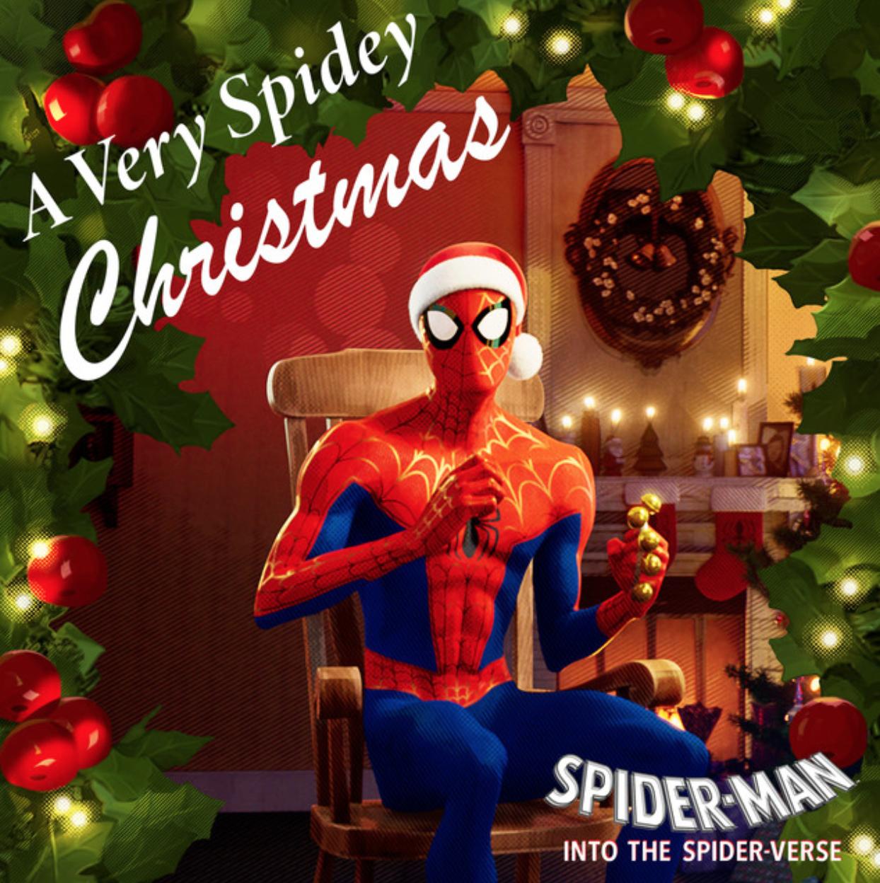 spider man meet jesus christmas