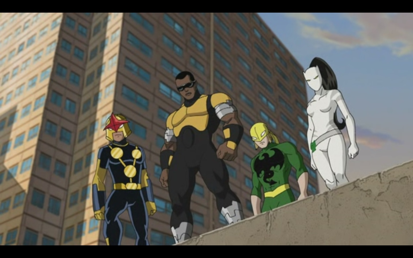 The kids are all right in animated Ultimate Spider-Man
