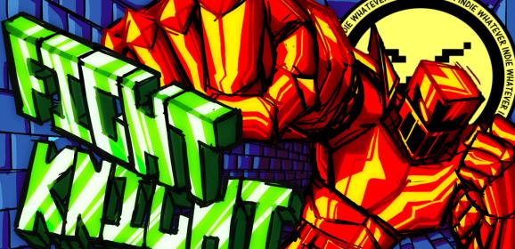 Indie Whatever 002 – Fight Knight Kickstarter