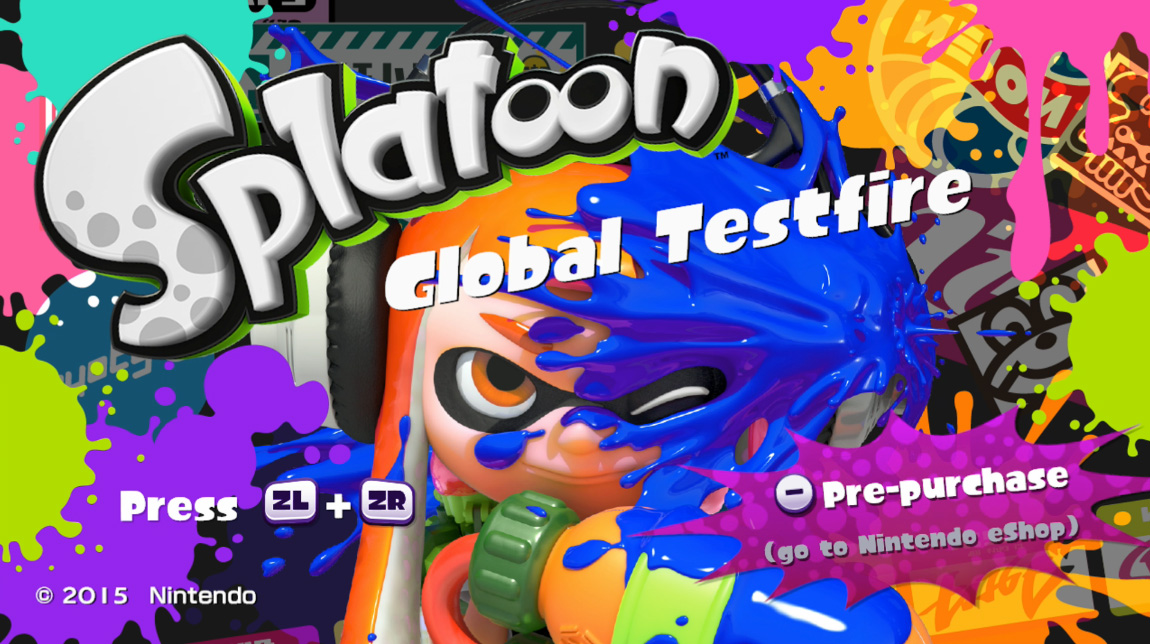 Let's Quest: Splatoon Global Testfire impressions [Video]