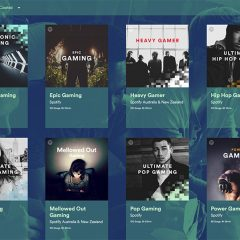 Spotify launches gaming-specific website & playlists