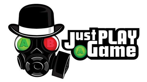 Just Play A Game Logo