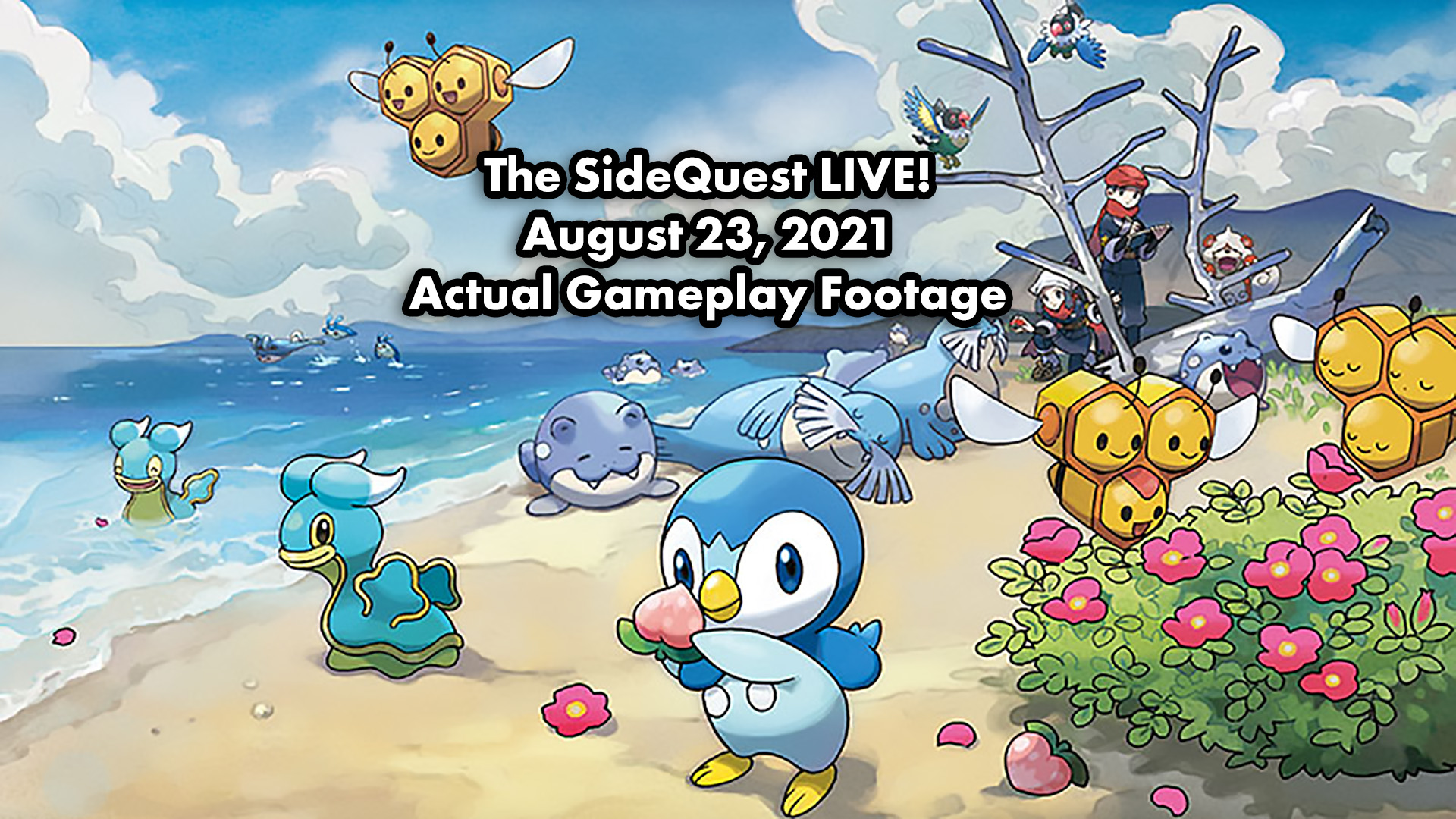 The SideQuest LIVE! August 23, 2021: Actual Gameplay Footage