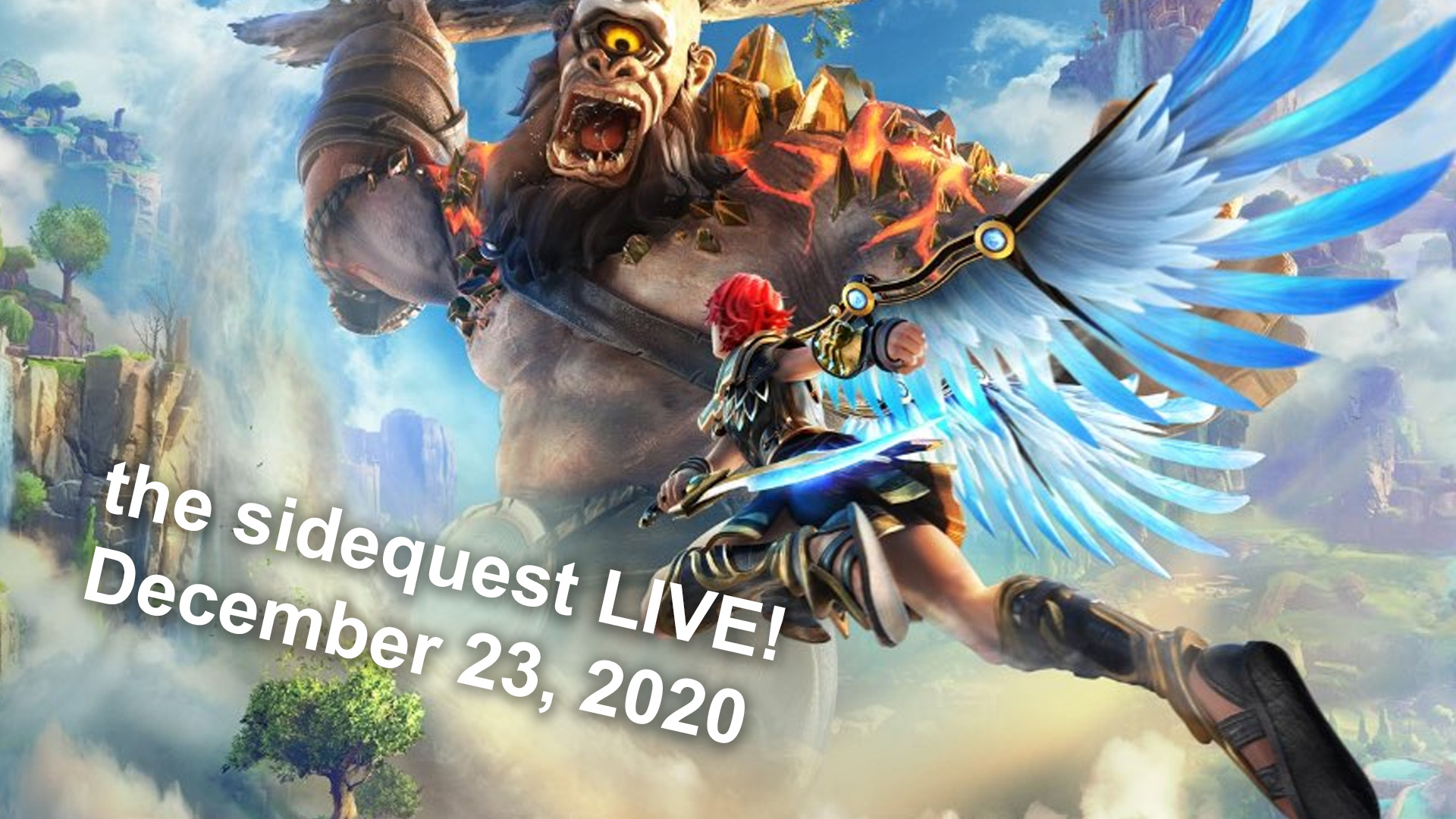 The SideQuest LIVE! December 23, 2020: Christmas Eve Eve
